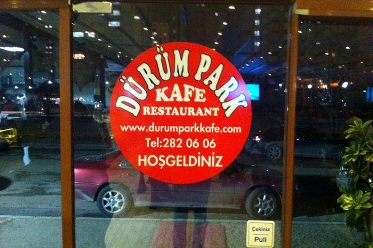 Dürüm Park Kafe
