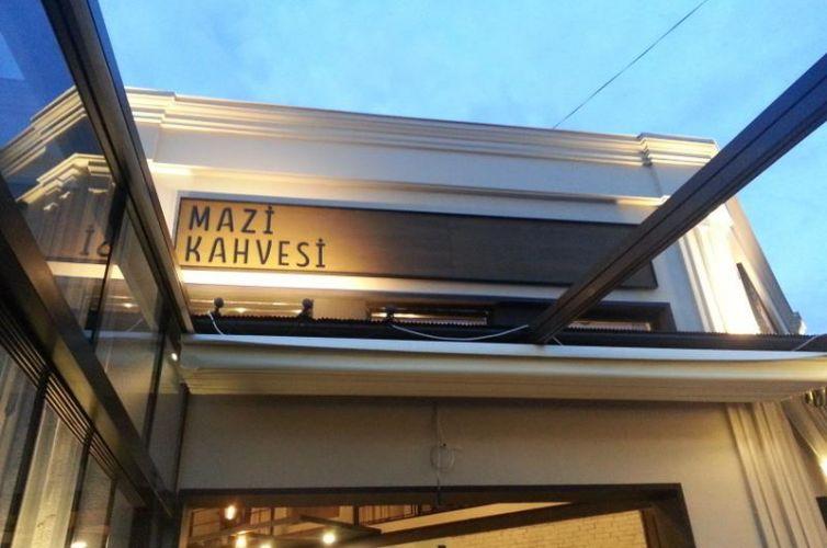 Mazi Kahvesi