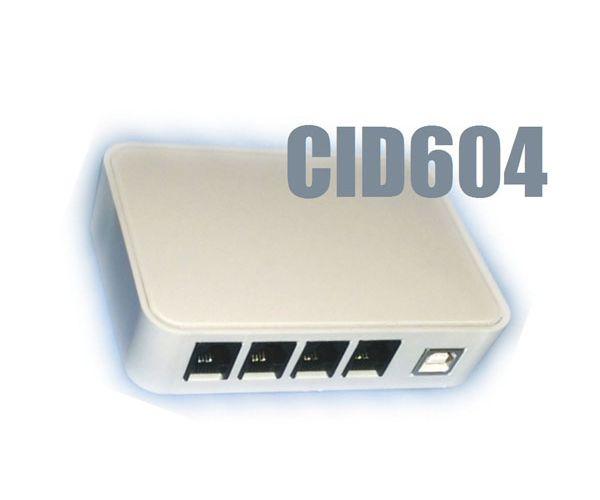 CID604 4 Hatlı